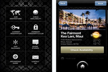 apps for hotel